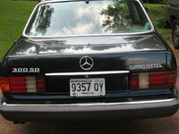 1983 Mercedes-Benz 300-Class Overview