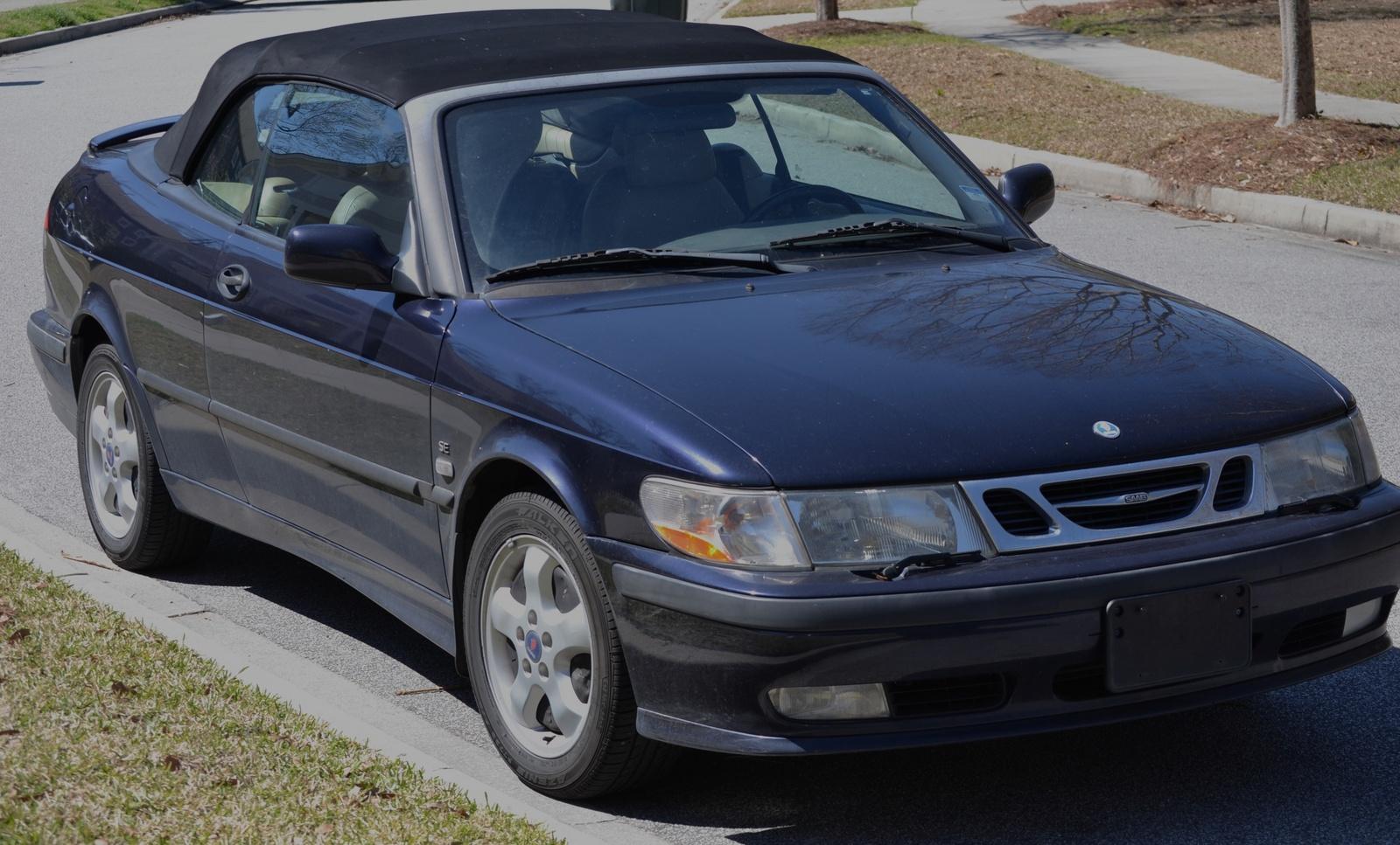 2001 Saab 9 3 Overview Cargurus