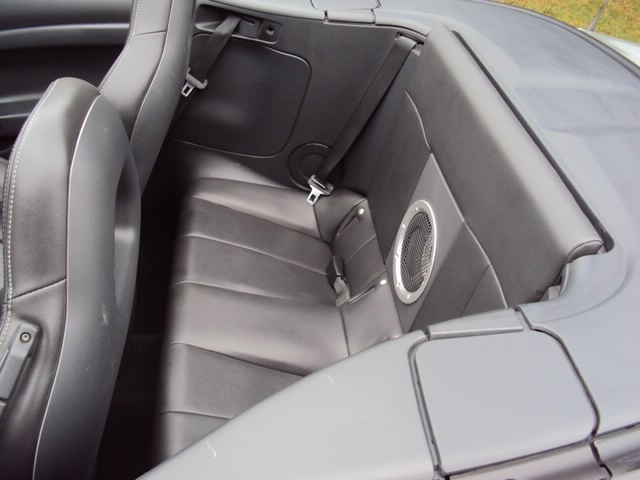 Picture Of 2007 Mitsubishi Eclipse Spyder Gt Interior