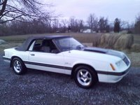 Picture of 1984 Ford Mustang GT Convertible, exterior