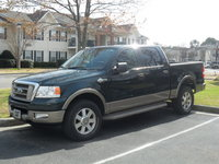2005 Ford F-150 King Ranch Crew Cab 4WD picture, exterior