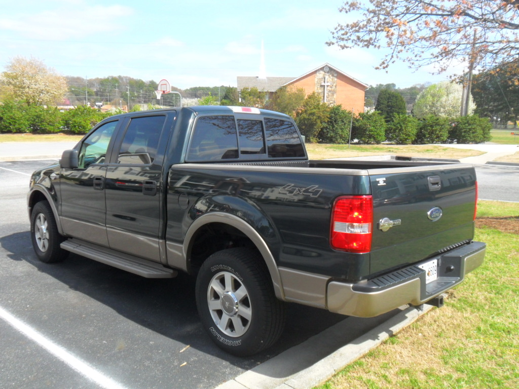 Ford F 150 King Ranch 2005 2004 4x4 2015 Overall Autos Post F150 Xlt Supercrew