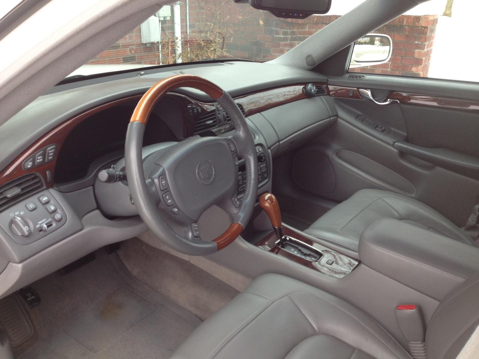 2004 Cadillac Deville Interior Pictures Cargurus