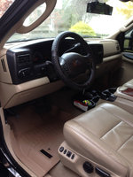Picture of 2005 Ford Excursion Limited 4WD, interior