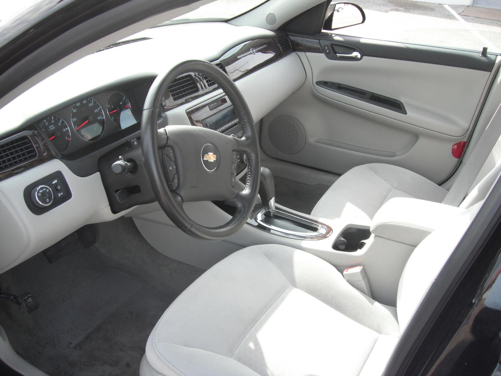 2013 Chevrolet Impala Interior Pictures Cargurus