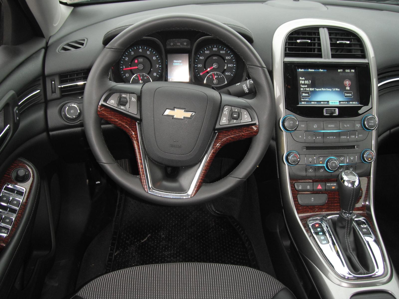 2013 Chevrolet Malibu Pictures Cargurus