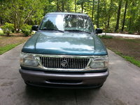 1997 Mercury Mountaineer 4 Dr STD AWD SUV picture, exterior