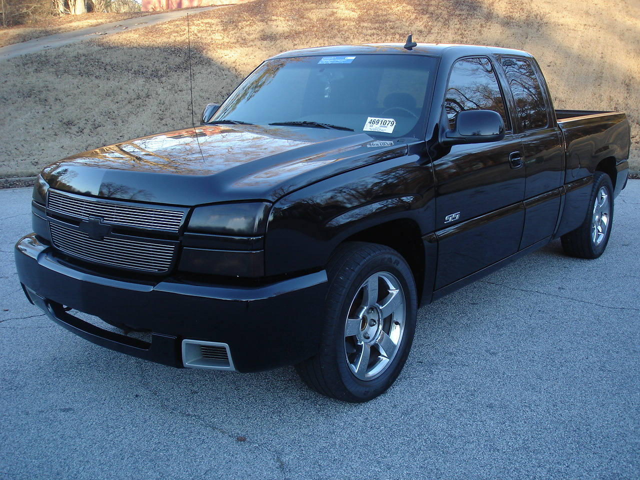 2004 chevy silverado ss for sale autos post. Black Bedroom Furniture Sets. Home Design Ideas