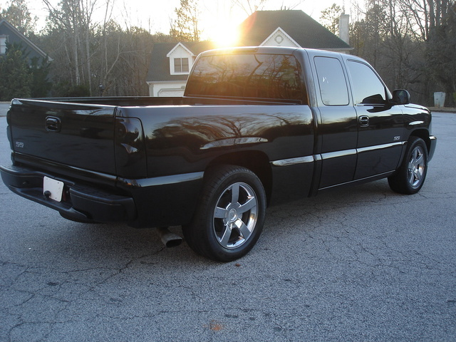 2006 chevrolet silverado 1500 ss pictures cargurus. Black Bedroom Furniture Sets. Home Design Ideas