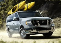 2014 Nissan NV Passenger Picture Gallery