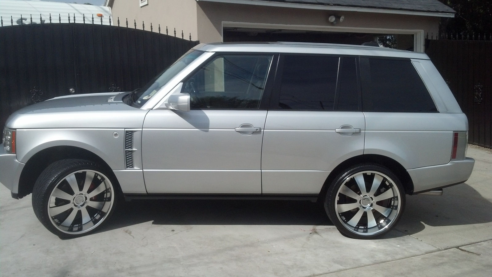 2006 Land Rover Range Rover Pictures Cargurus