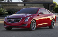 2015 Cadillac ATS Coupe Overview