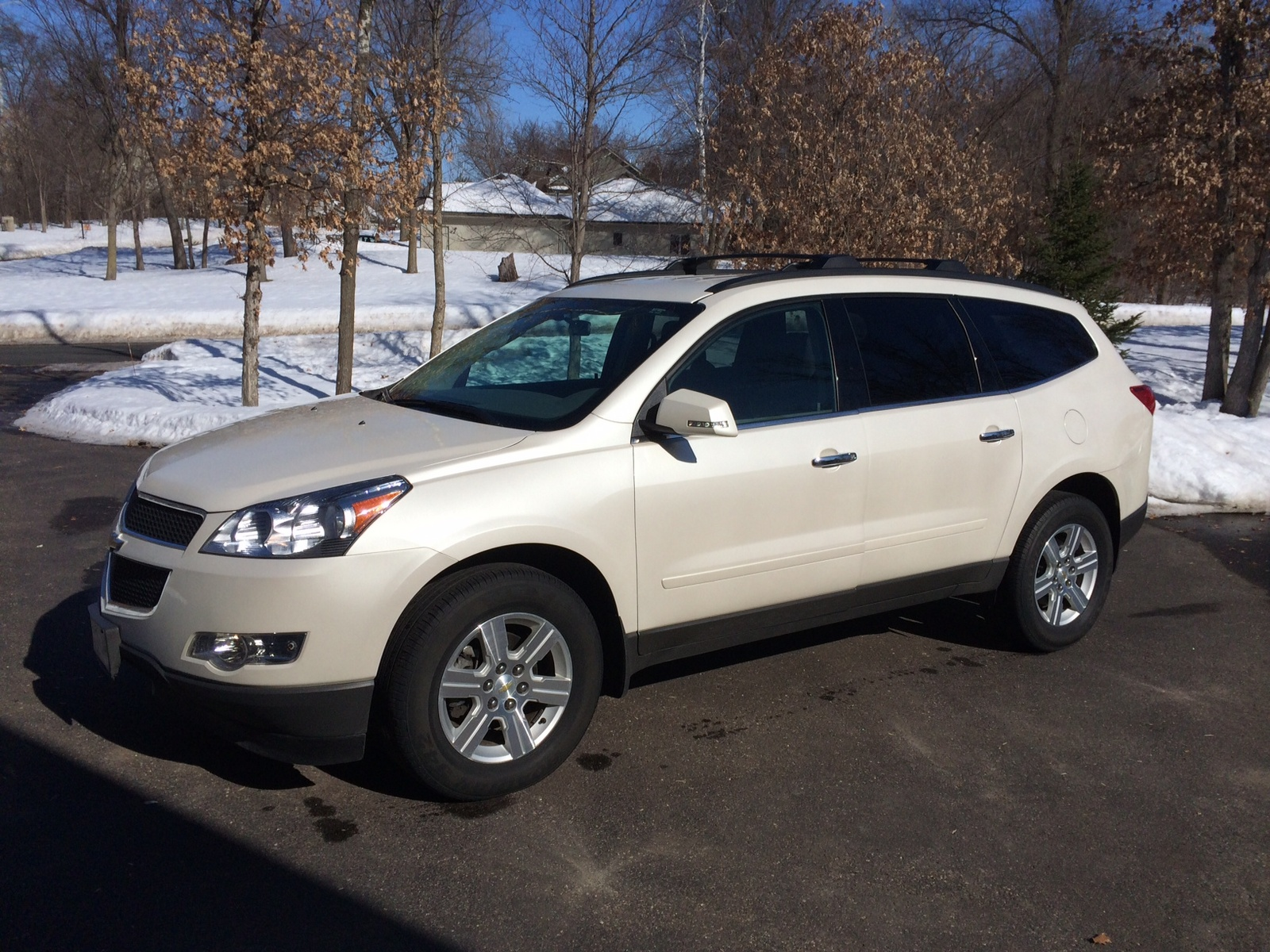 picture of 2011 chevrolet traverse lt1 awd exterior. Cars Review. Best American Auto & Cars Review