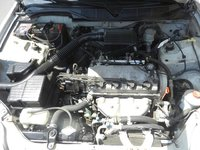 Picture of 2000 Honda Civic Value Package, engine
