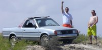 1982 Subaru BRAT Overview