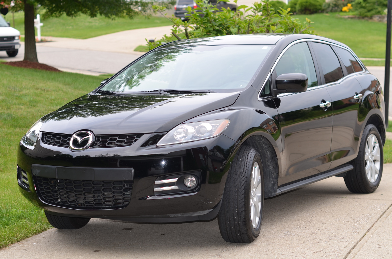 reviews on 2007 mazda cx 7 sport autos post. Black Bedroom Furniture Sets. Home Design Ideas