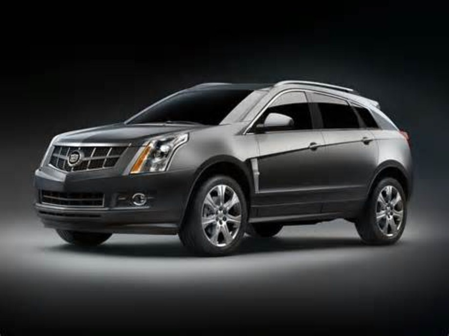 2014 Cadillac SRX Luxury AWD picture