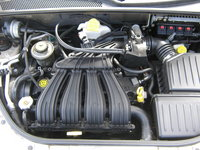Picture of 2004 Chrysler PT Cruiser Limited, engine
