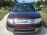 Picture of 2009 Ford Taurus X SEL, exterior