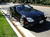 Picture of 2004 Mercedes-Benz SLK-Class 2 Dr SLK320 Convertible, exterior