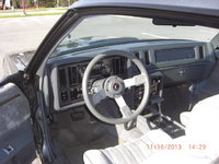 Picture of 1986 Buick Regal T Type Turbo Coupe, interior