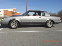 Picture of 1986 Buick Regal T Type Turbo Coupe, exterior