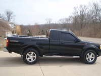 Picture of 2001 Nissan Frontier 2 Dr SC Supercharged Extended Cab SB, exterior, gallery_worthy