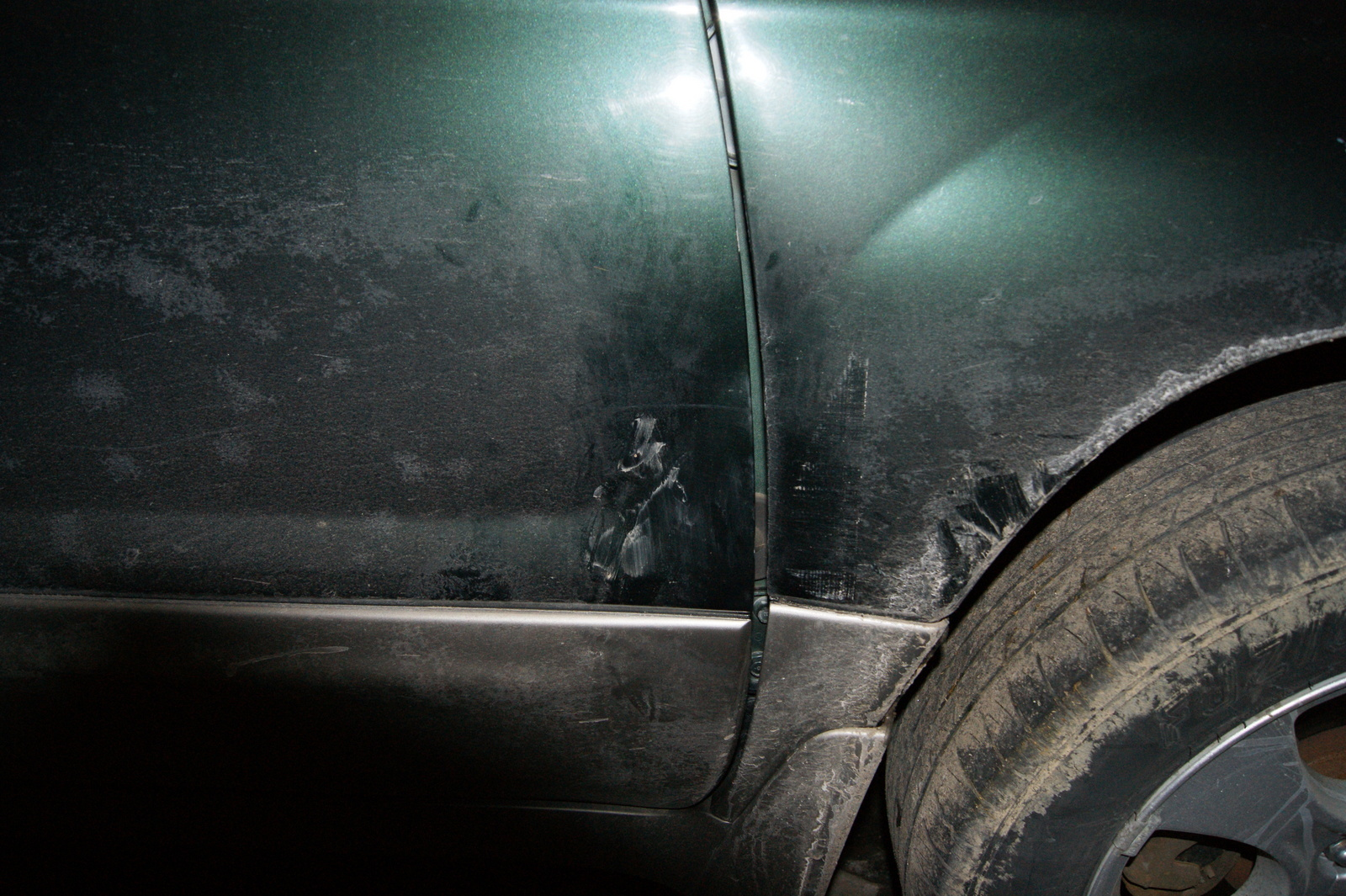 9 Answers & Subaru Forester Questions - Car frame bent. Door won\u0027t open. Please ...