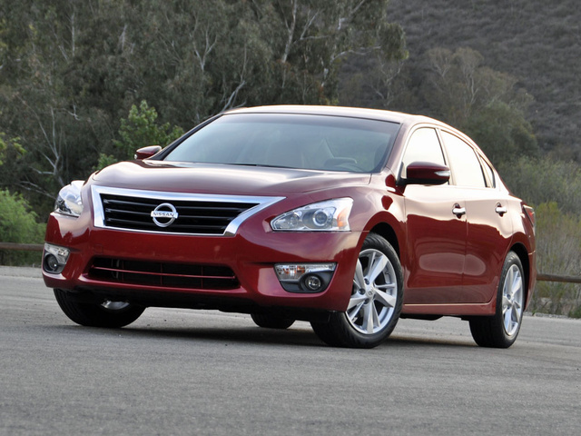 2014 nissan altima - overview - cargurus