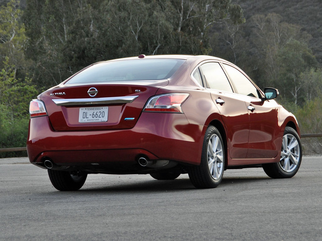 2014 nissan altima 3.5 sl review