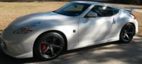 2013 Nissan 370Z NISMO picture, exterior