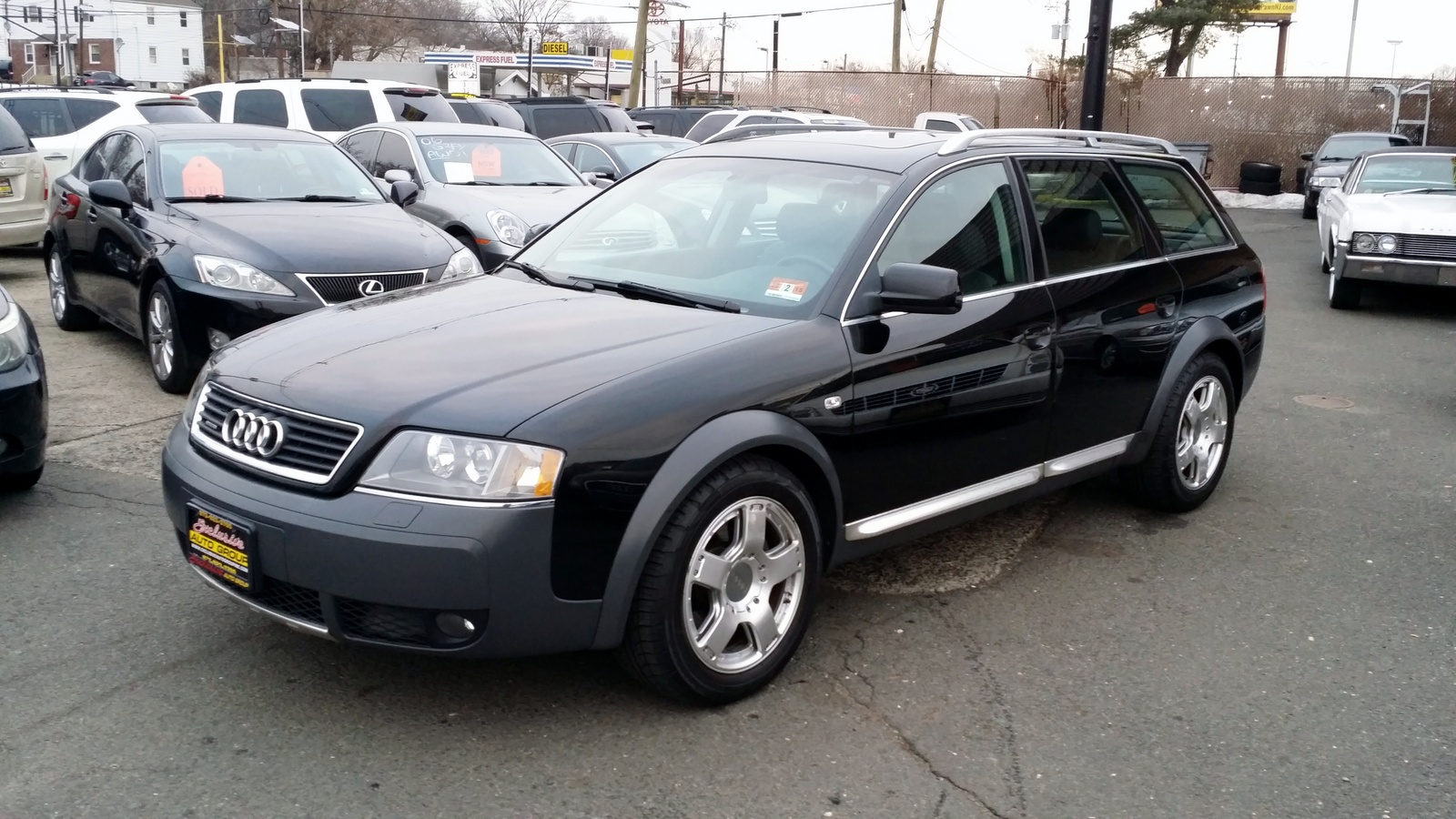 2003 audi a6 2 7 t quattro c5 related infomation specifications weili automotive network. Black Bedroom Furniture Sets. Home Design Ideas
