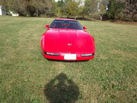 1995 Chevrolet Corvette Coupe picture, exterior