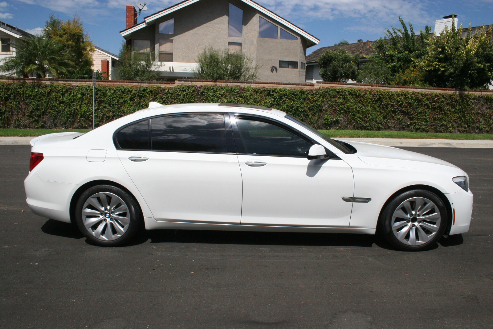 2009 Bmw 7 Series Pictures Cargurus