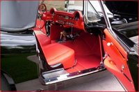 Picture of 1957 Chevrolet Corvette Coupe, interior