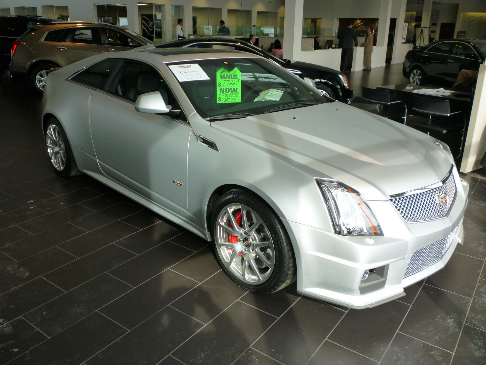 cadillac cts coupe 2013. Black Bedroom Furniture Sets. Home Design Ideas
