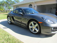 2014 Porsche Cayman Picture Gallery