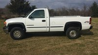 Picture of 2002 GMC Sierra 2500HD 2 Dr SL Standard Cab LB HD, exterior
