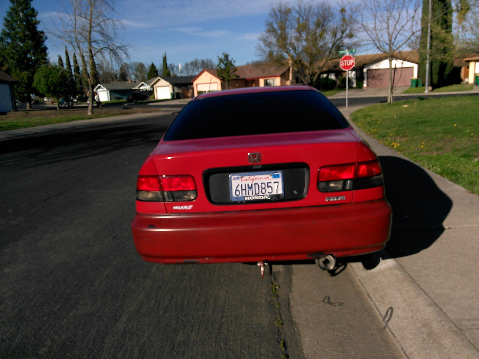 1998 Honda Civic Coupe picture