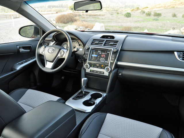 Toyota Camry Spider >> 2014 Toyota Camry - Overview - CarGurus