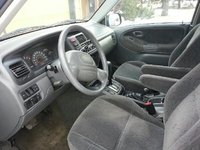 Picture of 2002 Chevrolet Tracker LT 4WD, interior