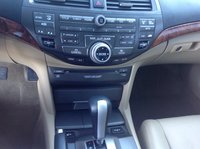2012 Honda Accord EX-L V6 w/ Nav picture, interior