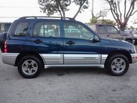 Picture of 2002 Chevrolet Tracker LT 4WD, exterior