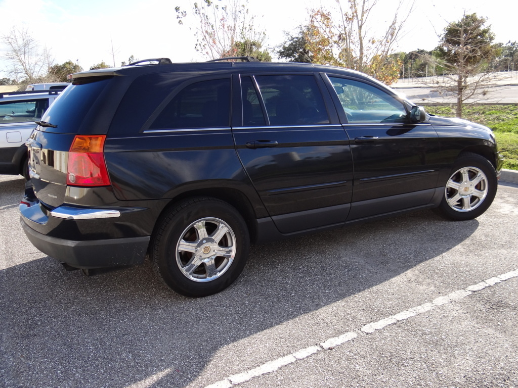 what 39 s your take on the 2004 chrysler pacifica. Cars Review. Best American Auto & Cars Review