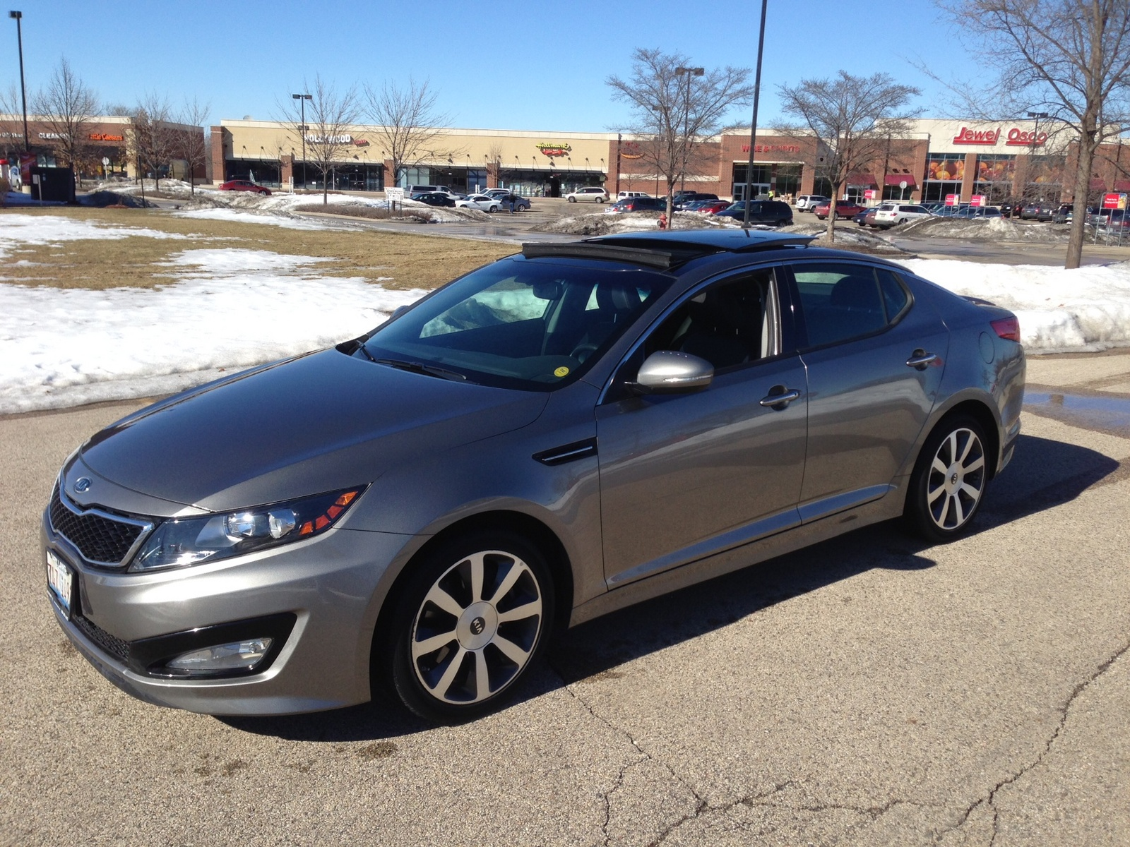 2012 Kia Optima Pictures Cargurus