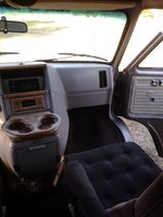 Picture of 1995 Chevrolet Chevy Van 3 Dr G20 Cargo Van, interior