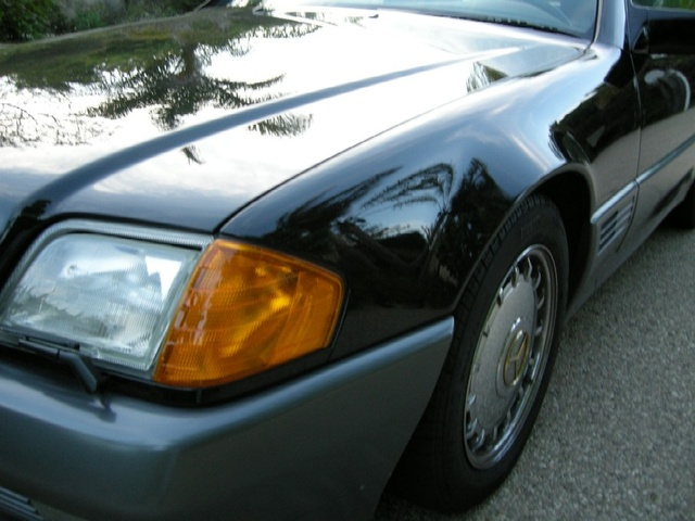 Picture of 1991 Mercedes-Benz SL-Class 300SL