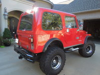 Picture of 1985 Jeep CJ-7, exterior, gallery_worthy