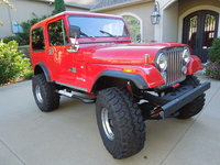 Picture of 1985 Jeep CJ7, exterior
