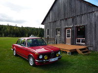 1973 BMW 2002, Weekend to the chalet, exterior